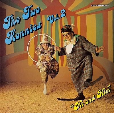 The Two Ronnies 9781408470602