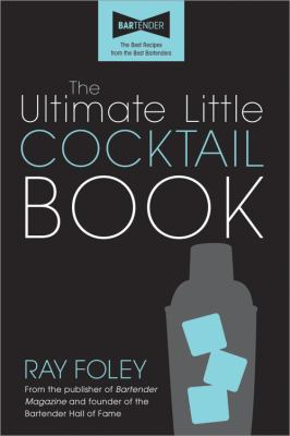 The Ultimate Little Cocktail Book 9781402254093