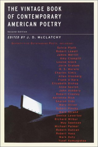 The Vintage Book of Contemporary American Poetry 9781400030934