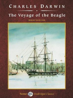 The Voyage of the Beagle 9781400152148