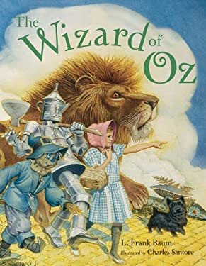 The Wizard of Oz 9781402766251