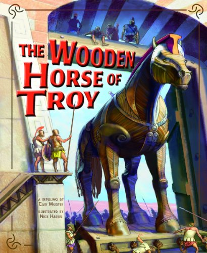 The Wooden Horse of Troy 9781404866706