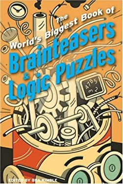 The World's Biggest Book of Brainteasers & Logic Puzzles 9781402733727