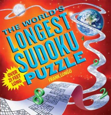 The World's Longest Sudoku Puzzle 9781402737626