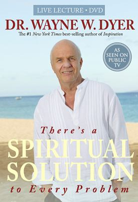 There's a Spiritual Solution to Every Problem DVD 9781401917265