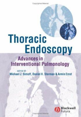 Thoracic Endoscopy: Advances in Interventional Pulmonology 9781405122047