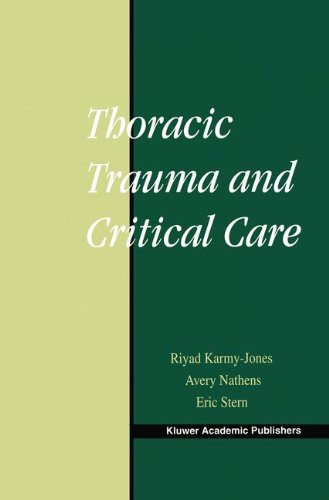 Thoracic Trauma and Critical Care 9781402072154