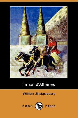 Timon D'Athenes (Dodo Press) 9781409952541