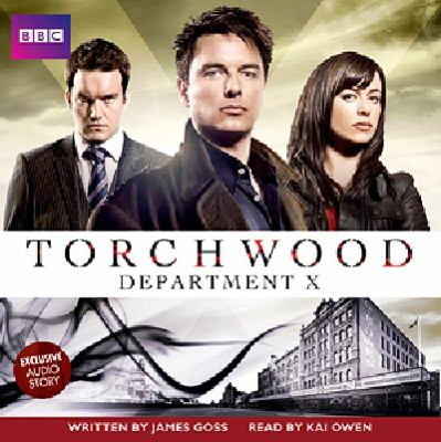 Torchwood: Department X 9781408466650