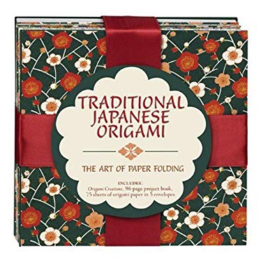 Traditional Japanese Origami: The Art of Paper Folding 9781402766930