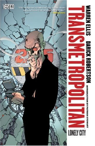 Transmetropolitan, BK05: lonely city 9781401228194