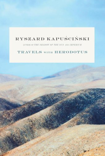 Travels with Herodotus 9781400043385