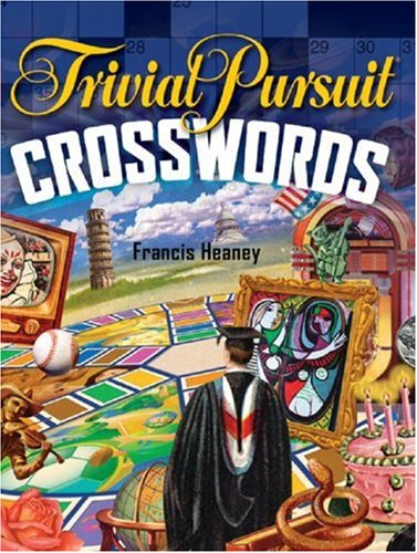 Trivial Pursuit Crosswords 9781402750519