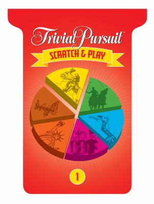 Trivial Pursuit Scratch & Play #1 9781402750885