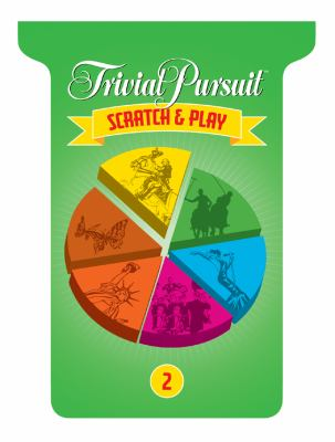 Trivial Pursuit Scratch & Play #2 9781402750892