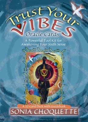 Trust Your Vibes Oracle Cards 9781401903220