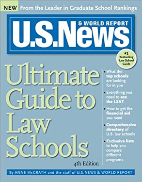 U.S. News Ultimate Guide to Law Schools 9781402214998