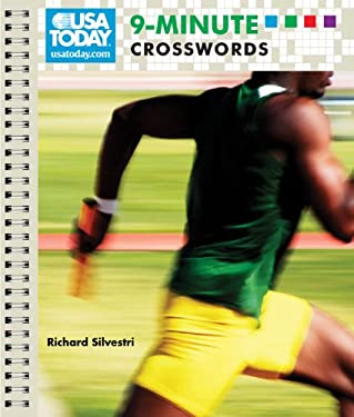 USA Today 9-Minute Crosswords 9781402773051