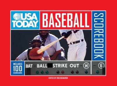 USA Today Baseball Scorebook: Includes 100 Scorecards