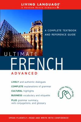 Ultimate French Advanced (Coursebook) 9781400020553