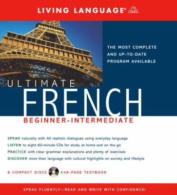 Ultimate French Beginner-Intermediate (CD/Book) 9781400021055