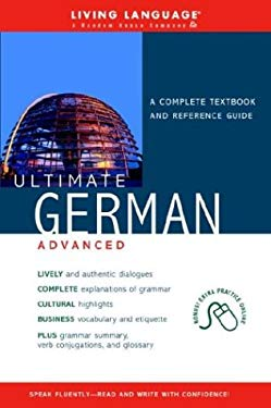 Ultimate German Advanced (Coursebook) 9781400020584
