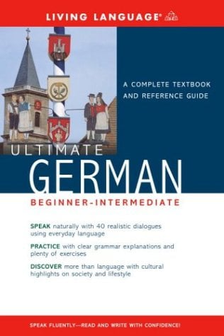 Ultimate German Beginner-Intermediate (Coursebook) 9781400021062