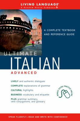 Ultimate Italian Advanced (Book) 9781400020645