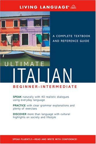 Ultimate Italian Beginner-Intermediate 9781400021109