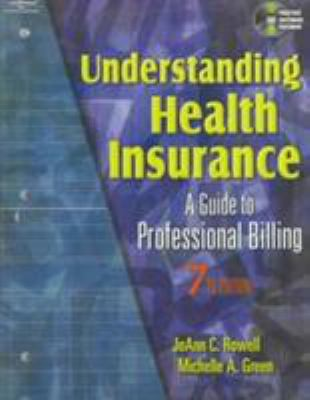 Understanding Health Insurance Text/Workbook 9781401845148