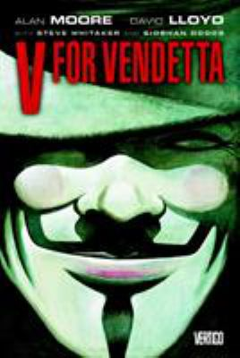 V for Vendetta 9781401208417