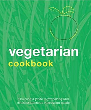 Vegetarian Cookbook 9781407554563
