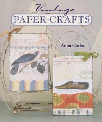 Vintage Paper Crafts 9781402756153