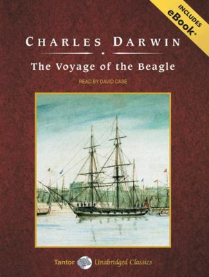 The Voyage of the Beagle, with eBook 9781400158966