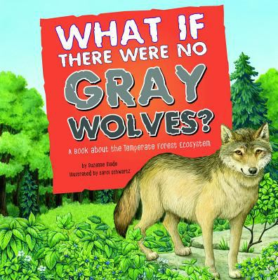 What If There Were No Gray Wolves?: A Book about the Temperate Forest Ecosystem 9781404860209