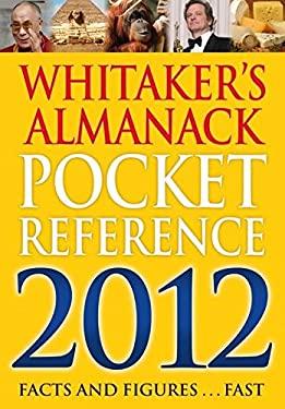 Whitaker's Almanack Pocket Reference 2012 9781408140055
