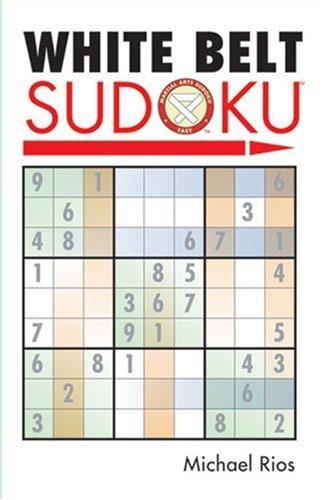 White Belt Sudoku 9781402735950