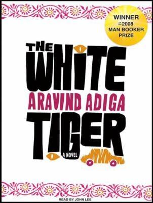 White Tiger 9781400156658