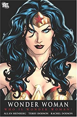Who Is Wonder Woman? 9781401212339
