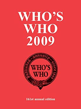 Who's Who: An Annual Biographical Dictionary 9781408102480