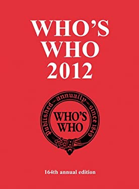 Who's Who: An Annual Biographical Dictionary 9781408142295