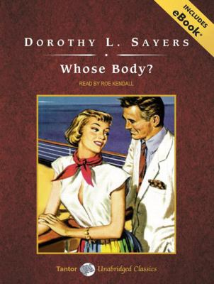 Whose Body? [With eBook] 9781400161300