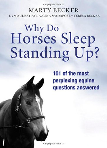 Why Do Horses Sleep Standing Up? 9781409117360