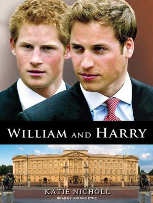 William and Harry 9781400119486