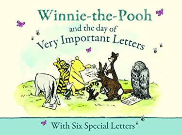 Winnie-the-Pooh and the Day of Very Important Letters 9781405247481