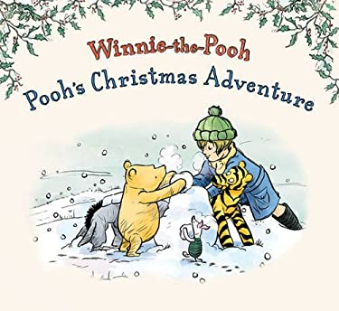 Pooh's Christmas Adventure: Winter Story Book 9781405262828