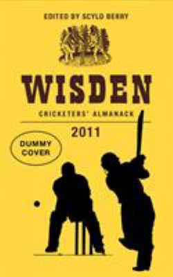 Wisden Cricketers' Almanack 9781408131305