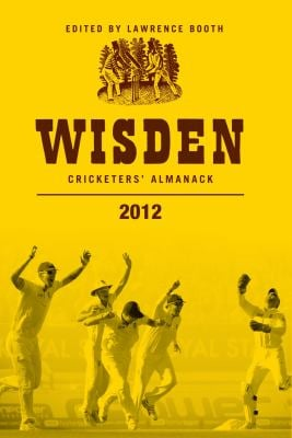 Wisden Cricketers' Almanack 9781408156346