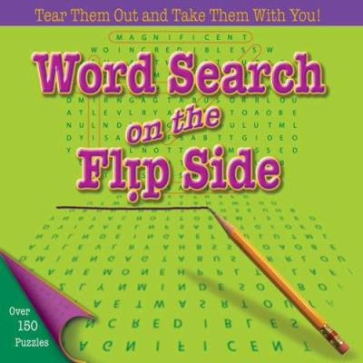 Word Search on the Flip Side
