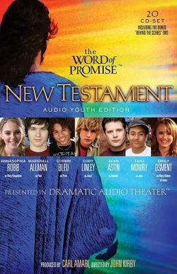 Word of Promise Next Generation New Testament-OE [With DVD] 9781400313273
